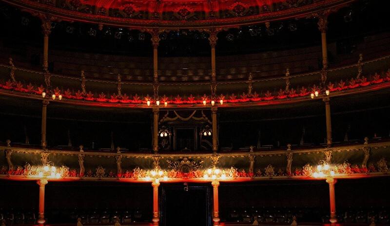 Costa Rica National Theatre - COLORado 3 Solo 1