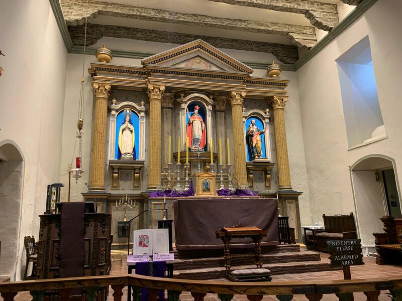 Basilica San Buenaventura - Ovation 4