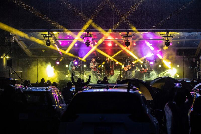Showtime At The Drive In - Maverick MK3 Profile 4