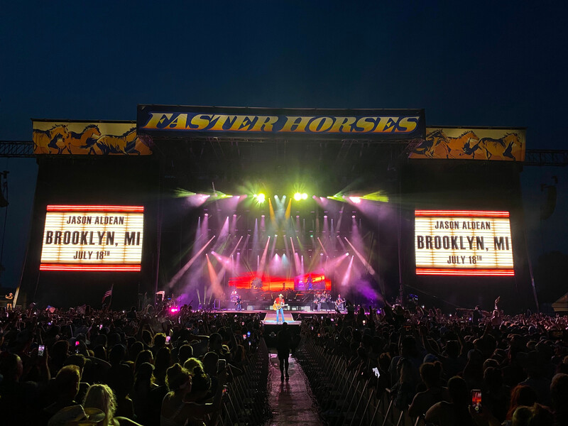 Faster Horses Festival - Rogue RH1 3