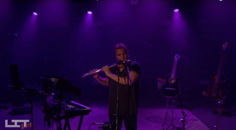 Tribal Flute Livestream - Maverick MK2 Spot 1