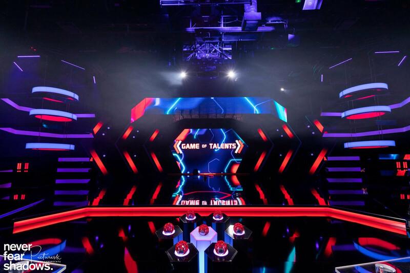 Game of Talents - Maverick MK2 Profile 2