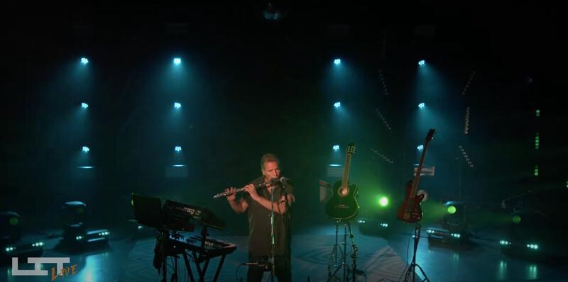 Tribal Flute Livestream - Maverick MK2 Spot 2
