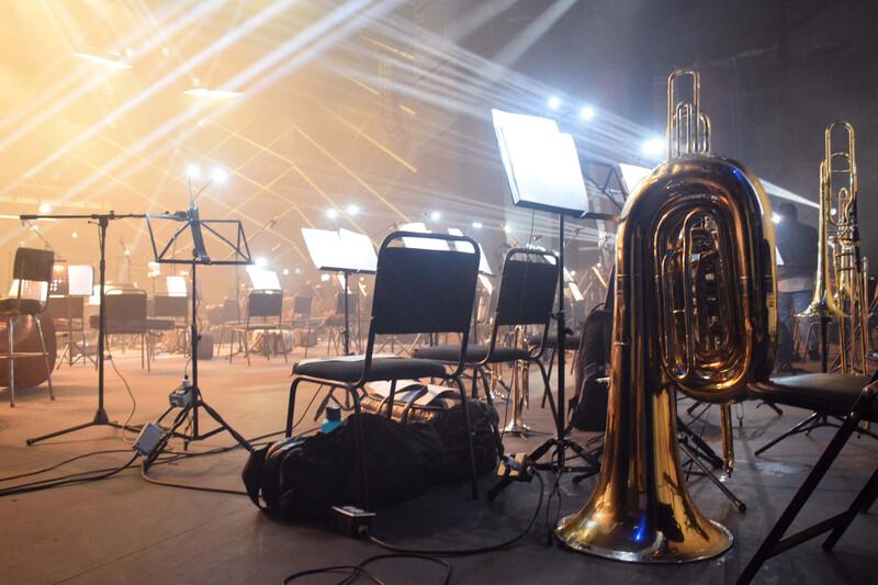 Toluca Philharmonic - Maverick MK3 Wash 3