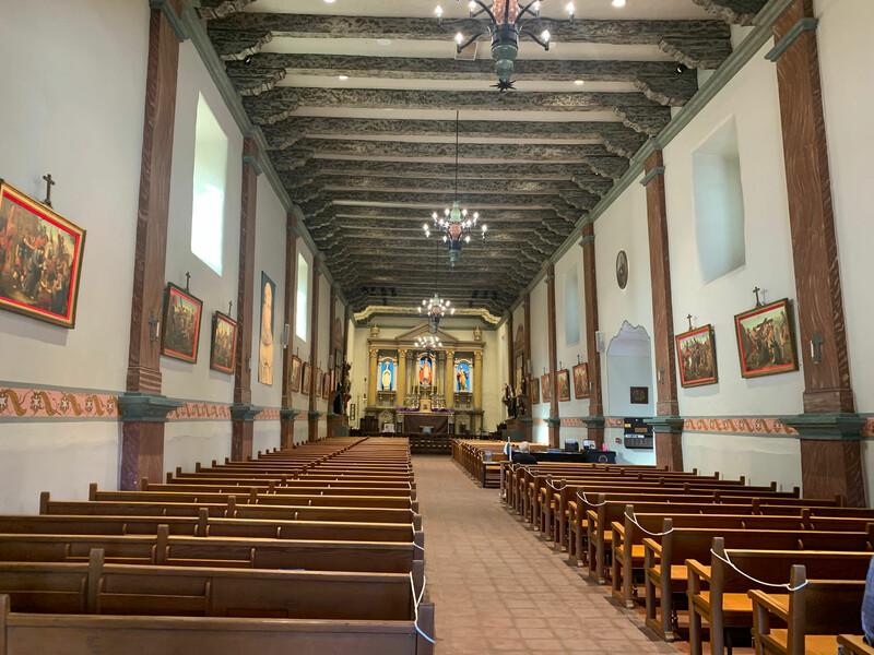 Basilica San Buenaventura - Ovation 3