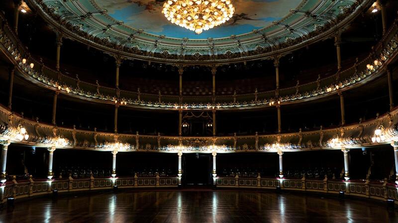 Costa Rica National Theatre - COLORado 3 Solo 3